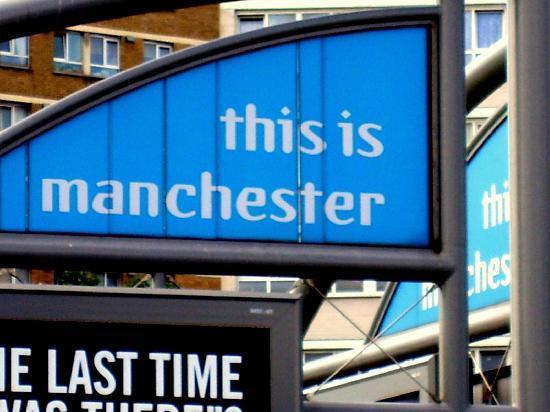 Twitter da Manchester