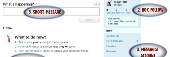 Creazione microblog Docnrolla