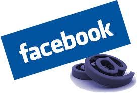 Facebook email