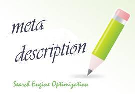 Meta Tag Description