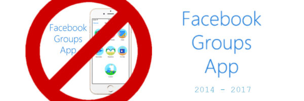 Immagine Facebook cancella Facebook Groups post Docnrolla